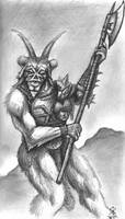 Beastman by Saevus
