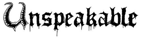 Unspeakable Logo by Saevus