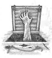 Evil Dead Splatterzone by Saevus
