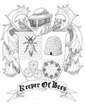 Keeper of Bees by Saevus