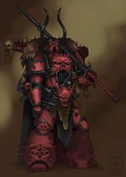 Lord Kessoq by Saevus