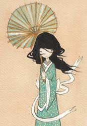 Art Trade - NakaAmi8393 by PalletsArt