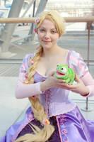 Rapunzel by Miru-sama