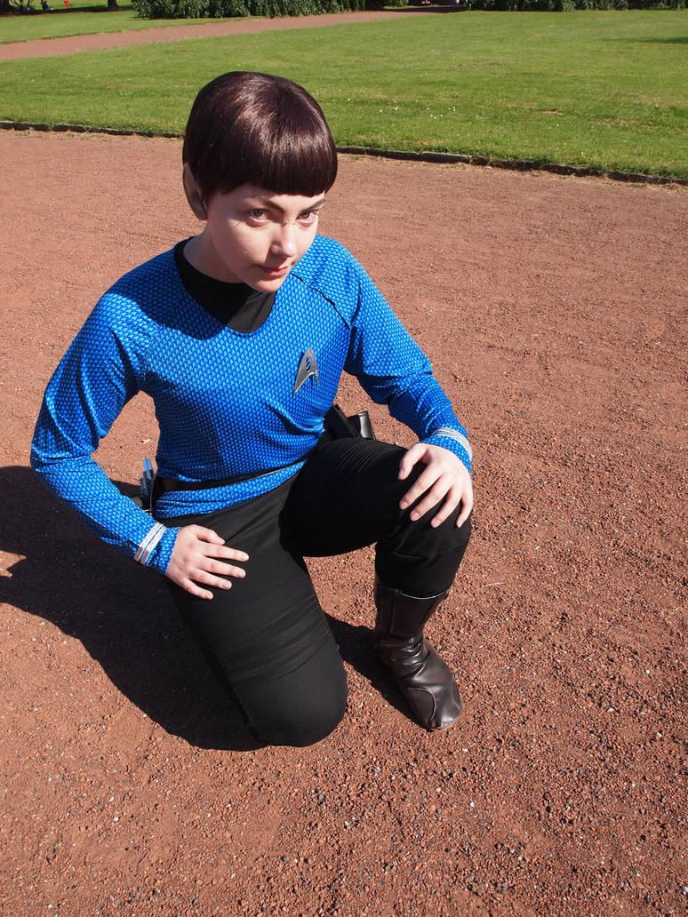 Spock [Star Trek] Costume by Miru-sama
