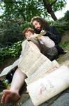Please sign here...oh wait do you like hairy feets by Miru-sama