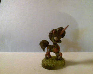 Pony Miniature #4 by High-Deprogrammer