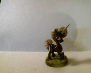 Pony Miniature #6 by High-Deprogrammer
