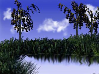 Landscape 3 by High-Deprogrammer