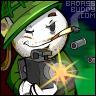 Soldier Badassbuddy.com Avie by cgianelloni