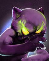Demon Portrait by cgianelloni