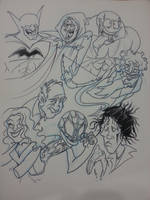 Reddit:  Comics Page one by cgianelloni