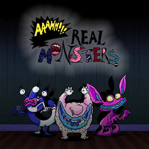 AhhRealMonsters by cgianelloni
