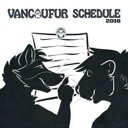 VF2016 - Schedule by Vancoufur