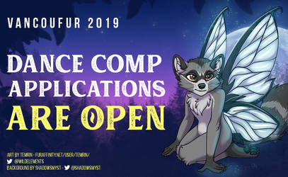 VF2019 Dance Competition Signups are OPEN! by Vancoufur