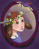 Natila Portrait by JenneMK