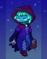 [Gift] Lunar Thief Chibi by JenneMK