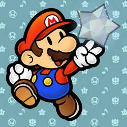 Mario by MuzYoshi