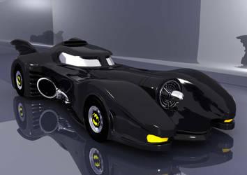 Batmobile by MrFixxx