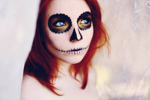 sugar skull 5. by photosofme