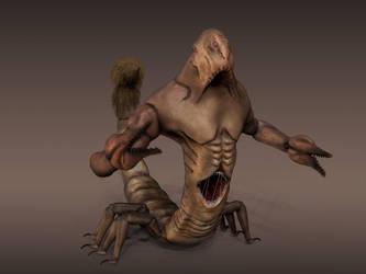 Scorpion by labilant