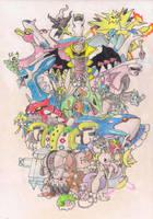 Pokemon Legends by ClayPita