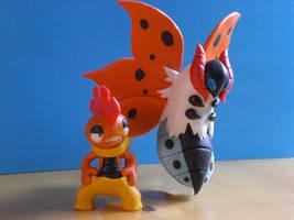 Orange Team by ClayPita
