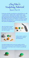 ClayPita's Sculpting Tutorial Part 3 by ClayPita