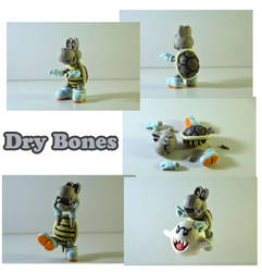 Weekly Sculpture: Dry Bones by ClayPita