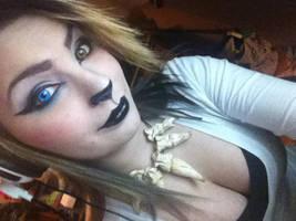 Rengar Makeup by DaniiCalifornia