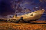 U-boat by chevyhax