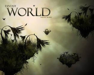 Fantasy World by 7thdog
