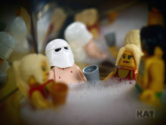 The Snowtroopers Adv. Ep.52 - Hot Tube Party by mckatalyn