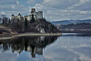 Niedzica castle II by minko2312