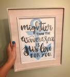 Mightier Than The Sea by with-all-heart