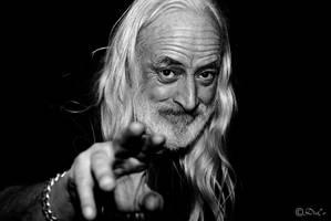 Old man.. by DieterC