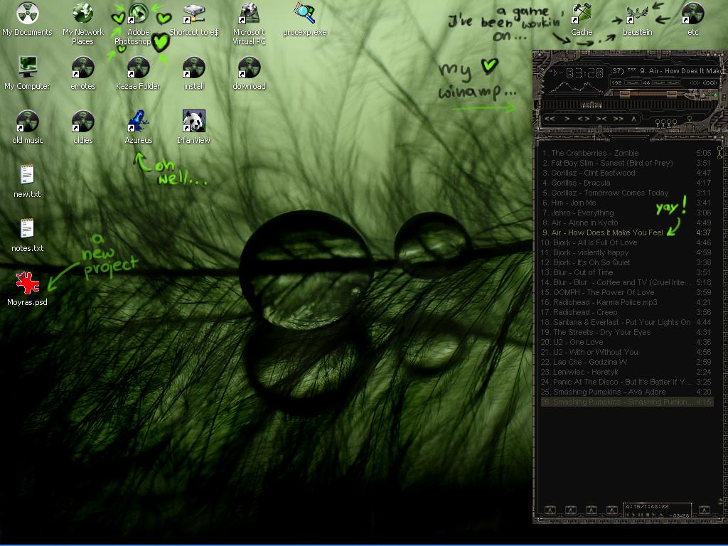 Changable Desktop by Sadir89
