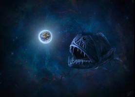 Nebula Predator by Sadir89