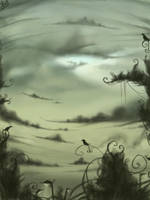 Swirly world by Sadir89