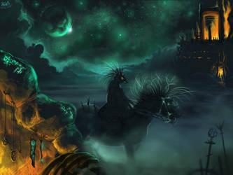 Black Rider by Sadir89