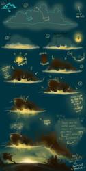 Clouds tutorial_scrap by Sadir89