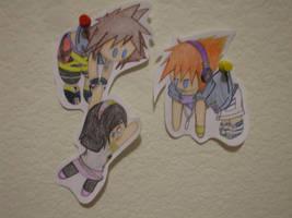 Paperchild - Neku, help her too by chihano14