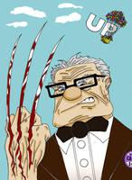 Old Man Logan Fredrickson by Gilliland35