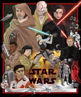 The Last Jedi by Gilliland35