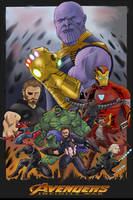 Infinity War by Gilliland35