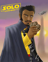 Lando by Gilliland35