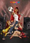 Rockstar Coco by Gilliland35