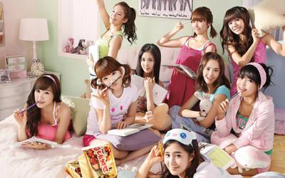 Girls' Generation by SupremeTeam