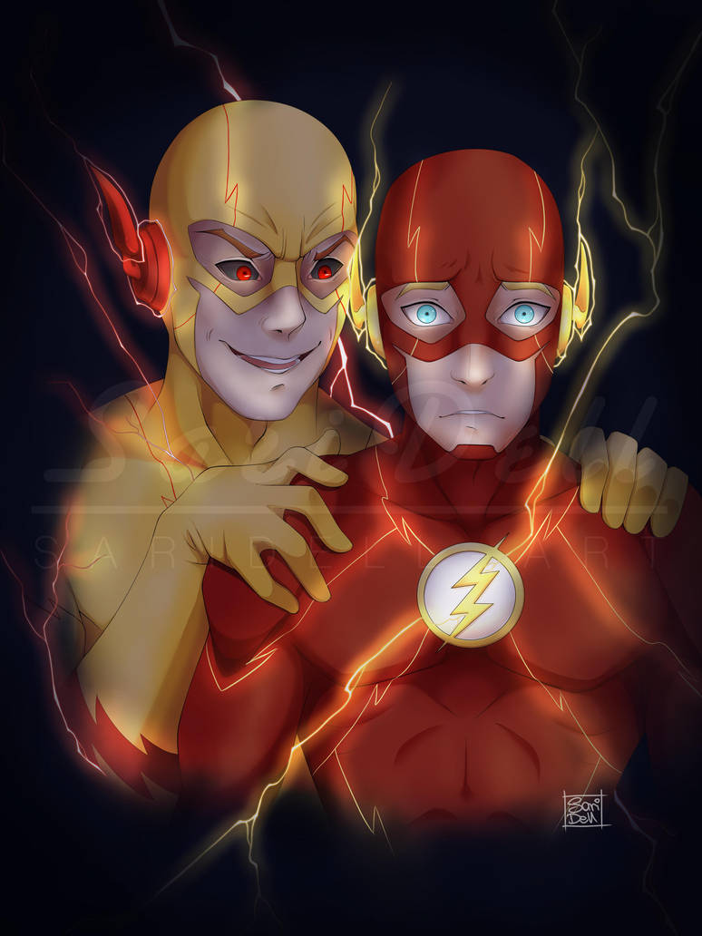 I always win, Barry. by SariDell