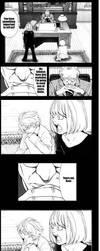 Near and Mello Funny Comic 1 by Lady-Trinity