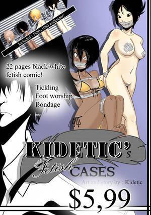 KIDETIC's Fetish Cases by Kusujinn